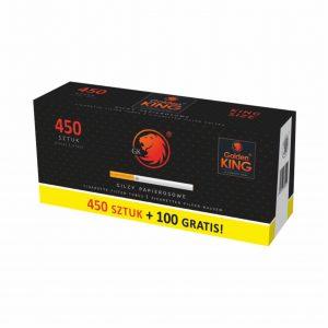 Gilzy papierosowe 550 (450+100)