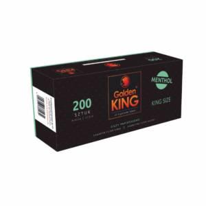 Gilzy papierosowe 200 (MENTHOL)