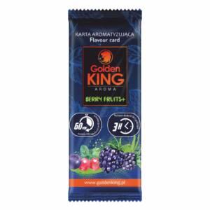 Karta aromatyzująca Golden King AROMA (berry fruits)